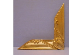 Decorative Brass Corner