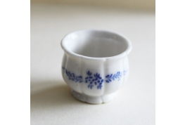 Blue And White China Planter