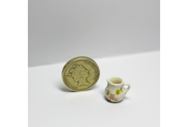 24th Scale Miniature China Milk Jug Floral