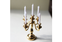 Candelabrum Gold Colour