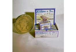 Shop Counter Lavender Soap Display Box