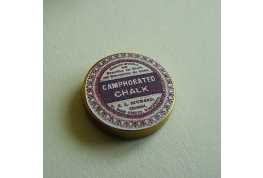Camphorated Chalk Tin