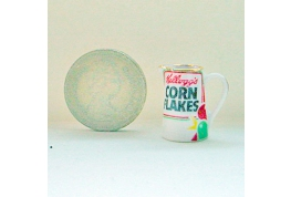 Corn Flakes Advertising Jug