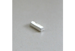 Tiny Silver Bullion Bar