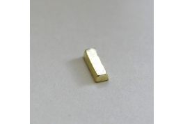 Tiny Gold Bullion Bar