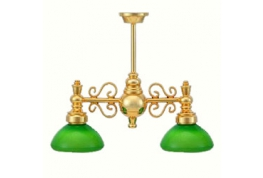 Pub Billiard  Ceiling Light