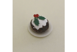1:24 Christmas Pudding.