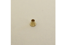 Tiny Gold Plated Rivet