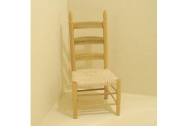 Pine Chair 12th Scale