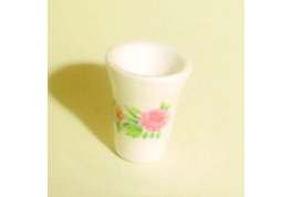 China Tumbler Country English Pattern
