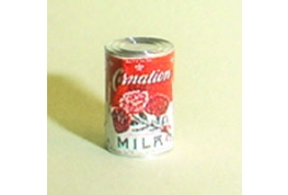 Evaporated Milk Tin
