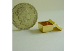 10mm Square Tin