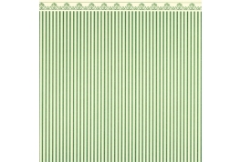 1:24 Green Regency Stripe Wallpaper