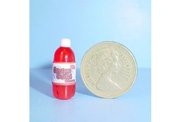 Real Galss 12th Scale Cherryade Bottle