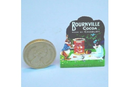 Bournville Cocoa Standing Advertising Sign