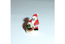China Santa Ornament