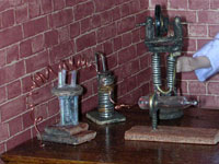 Dolls House Science Apparatus - Click to Enlarge