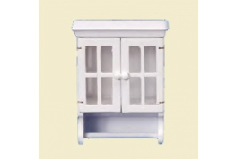 1:12 Scale Dolls House Bathroom Furniture