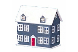 1:12 Scale Dolls House Nursery