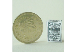12th Scale Victorian Style Gelatine Packet