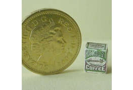 24th Scale coffee Packet