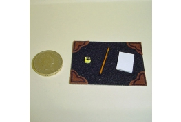 Desk Pad and Accessories