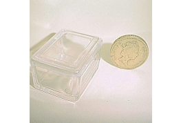 Small Rectangle Acrylic Display Box