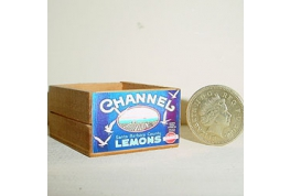 Channel Lemons Advertising Crate