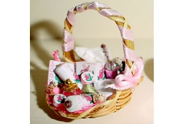 Toiletry Basket