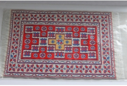 1:12  Scale Fine Woven Turkish Rug 2