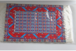 1:12  Scale Fine Woven Turkish Rug 4