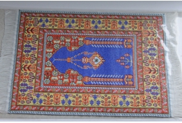 1:12  Scale Fine Woven Turkish Rug 5
