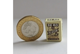 1:12 Scale Bero Flour Packet