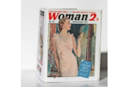 1:12 Scale Woman Magazine