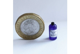 1:12 Scale Round Methylated Spirit Bottle