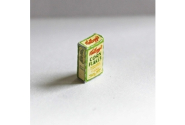 1:24 scale Cornflakes Packet Vintage Style