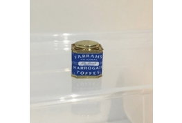 1:12 Scale Farrahs Harrogate Toffee Tin