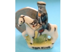 A Tom King China  Ornament