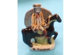 China Dick Turpin Large  Ornament