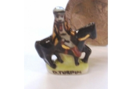 A Dick Turpin China Ornament
