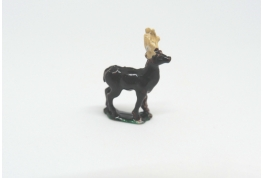 Bronze Effect Metal stag deer