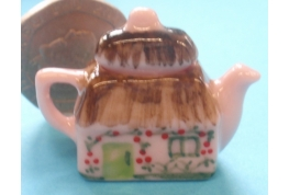 China Cottage Teapot