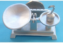 Weighing or Measuring Scales - Unpainted