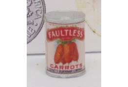 Faultless Carrot Tin