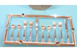 2 Sets of Silver Cutlery