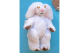 White Rabbit Toy