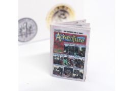 Adventure Comic magazine