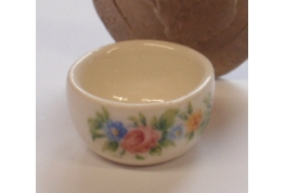 China Bowl in the Country English Pattern