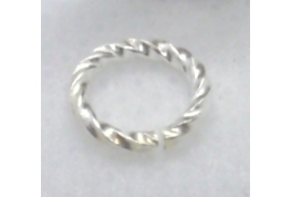 Decorative Silver  Plated Ring