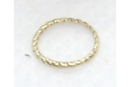 Decorative Ring - Gold Plated